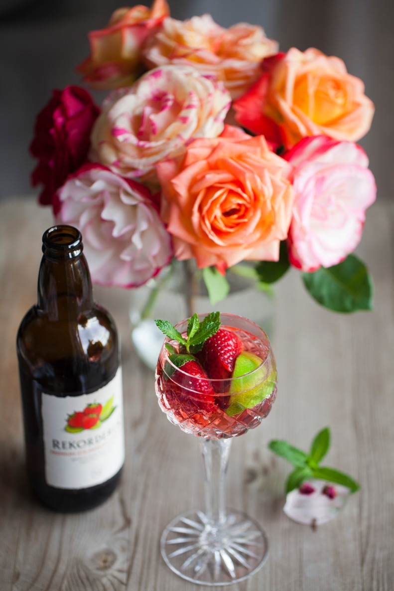 just make sure you have enough fruity goodness to go w/ your favourite glass of cider