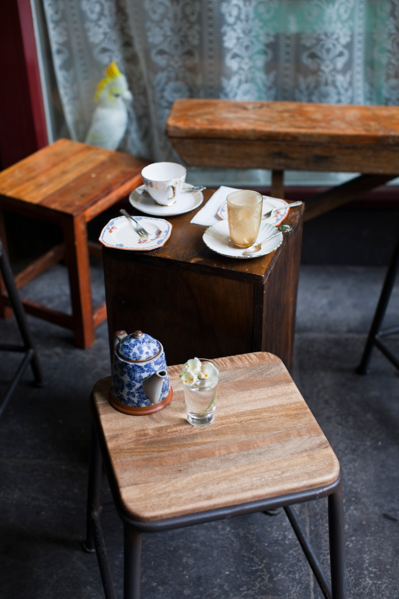 where you'll find a quick little cup of caffeine, or  heartwarming dishes of wholesome sustenance