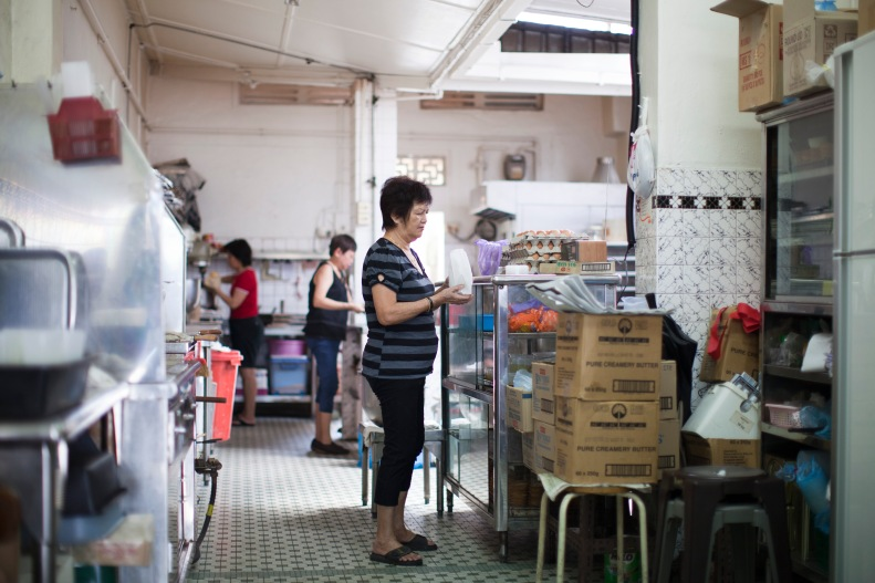 nostalgic charm, old-school traditions & very much exuding a part of Singapore history
