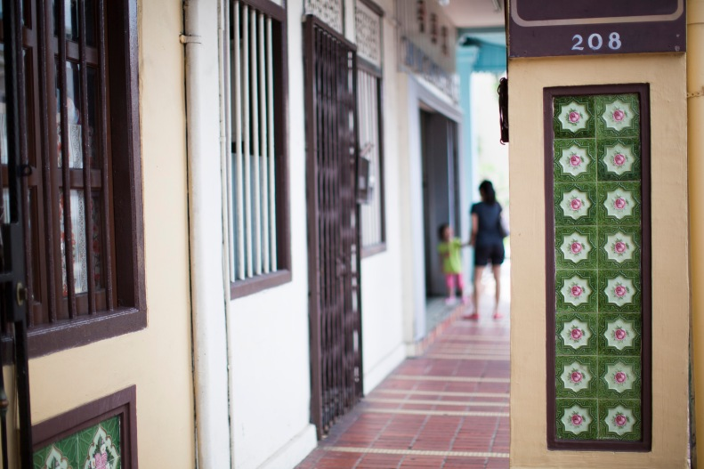 then explore the old-school charm that the surrounding shophouses have to offer
