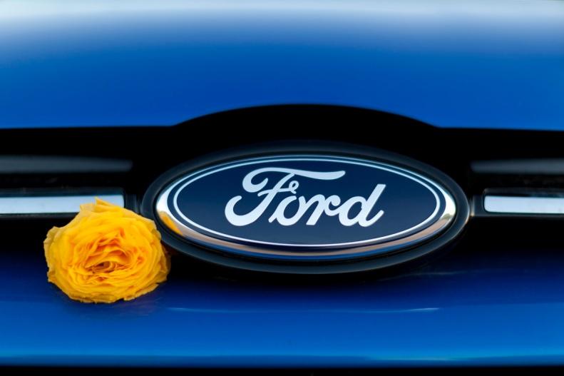 my ford focus titanium