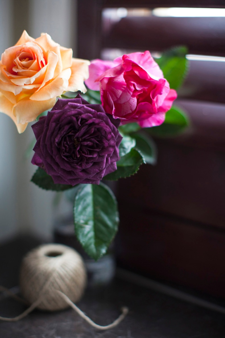 """I'd rather have roses on my table than diamonds on my neck.""  ― Emma Goldman"