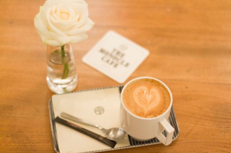say hi to familiar great-tasting & freshly-roasted coffee from Allpress Espresso