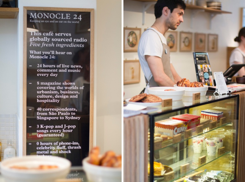 a space for monocle 24's radio broadcasts & some good ole 'crunky'