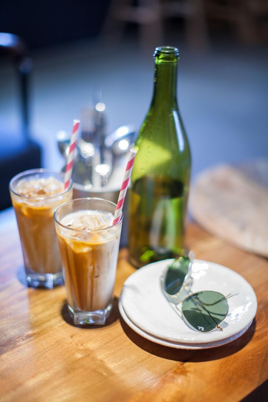 milkshakes, iced teas & seasonal single origins