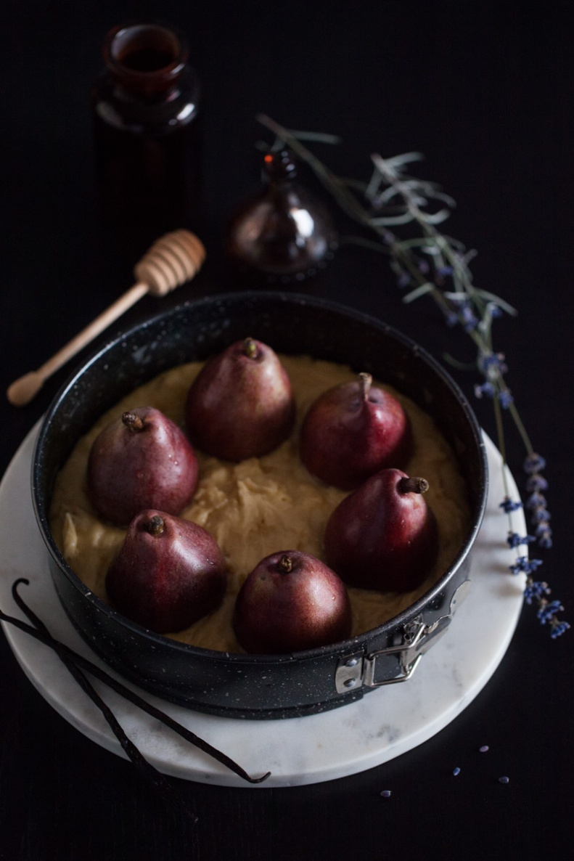 Cake & Wildflour | Whole D'Anjour Pear + Maple Cake 03