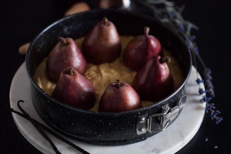 Cake & Wildflour | Whole D'Anjour Pear + Maple Cake 04